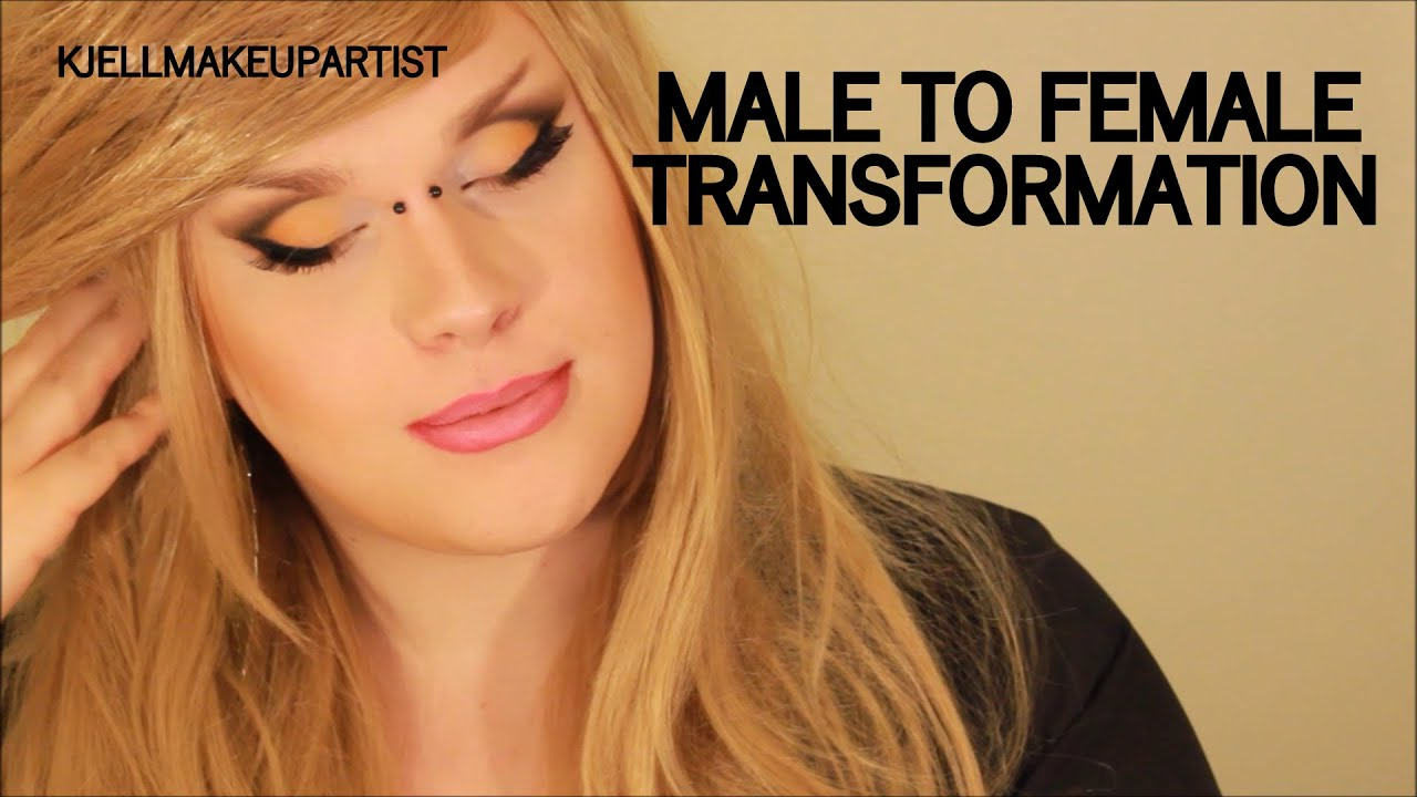 Male To Female Transformation Pictures