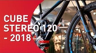 Cube Stereo 120 - 2018 - MTB Fully