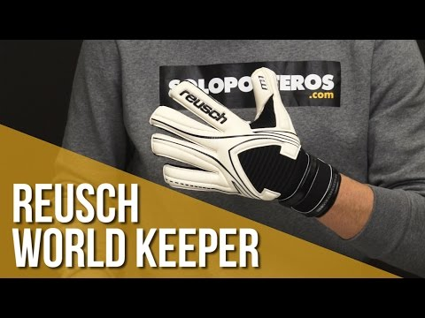 Reusch World Keeper // Exclusiva Soloporteros en España