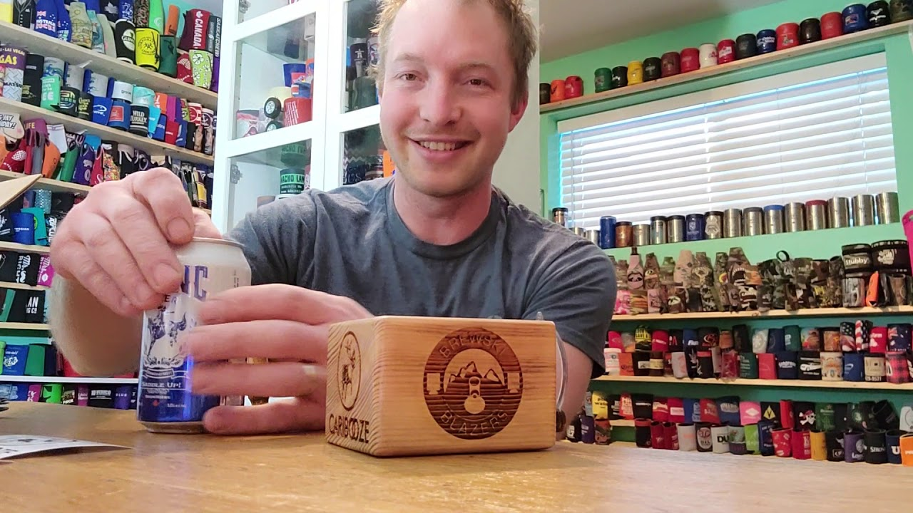 Wooden Shower Koozie Review