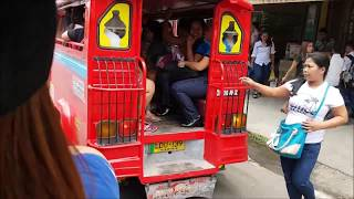 Gambar cover JEEPNEY JOY RIDING: Sights & Sounds of DAVAO CITY Philippines (PH Vlog 052)