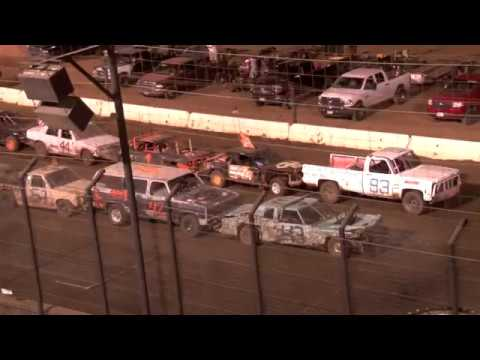 Perris Auto Speedway Demo Cross #8 10-8-17