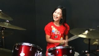 System Of A Down - B.Y.O.B - Drum Cover by Nur Amira Syahira