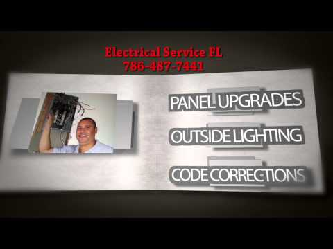 24 Hour Electrician | 786-487-7441 | Hollywood & Hallandale Electrician