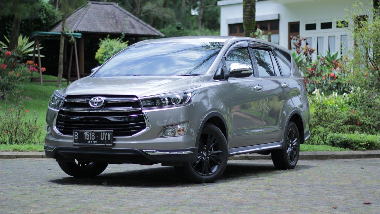 Eksterior Toyota Innova Venturer