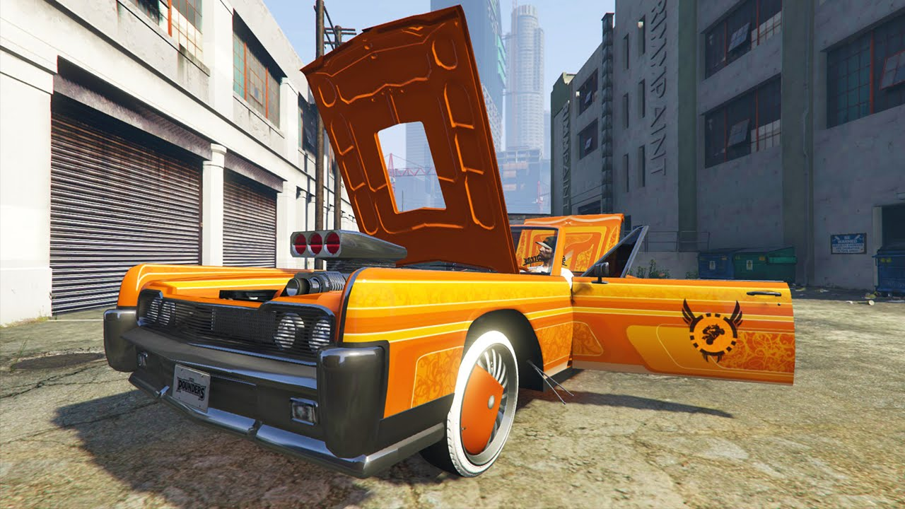 MOST PIMPED OUT CARS IN THE WORLD GTA DLC Funny Moments YouTube - Pimped out cars