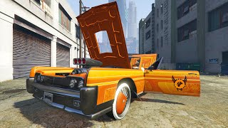MOST PIMPED OUT CARS IN THE WORLD! (GTA 5 DLC Funny Moments)