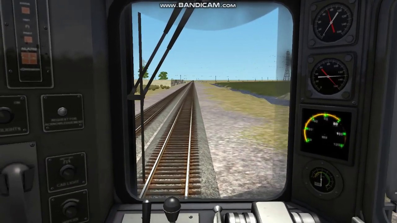 Train Simulator 2020: Cab Car 8306