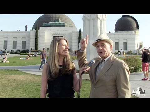 Actor and Space Ambassador Robert Picardo Visits Griffith Observatory