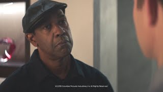 The Equalizer 2: Apartment Fight Scene HD CLIP