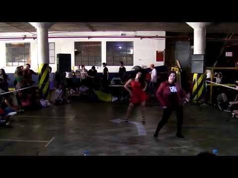 CAF - 8 Años - Dance Battle - Cat. Dúos - 4º Dúo -