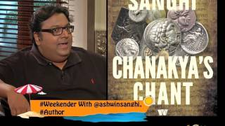 WEEKENDER WITH ASHWIN SANGHI, AUTHOR SEG2