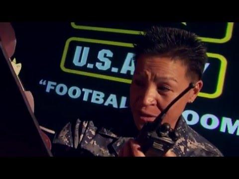 2015 Joint Region Marianas Army/Navy Game Spirit Spot 2minutes