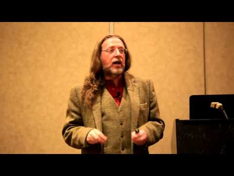 "Keynote Donald Farmer, VP of Innovation and Design of Qlik presents ""Breaking Bad for Analytics"""