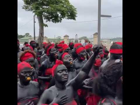 Carnival 2021 in French Guiana