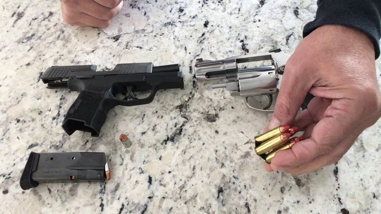 Download Sig P365 and a S&W 640 Pro