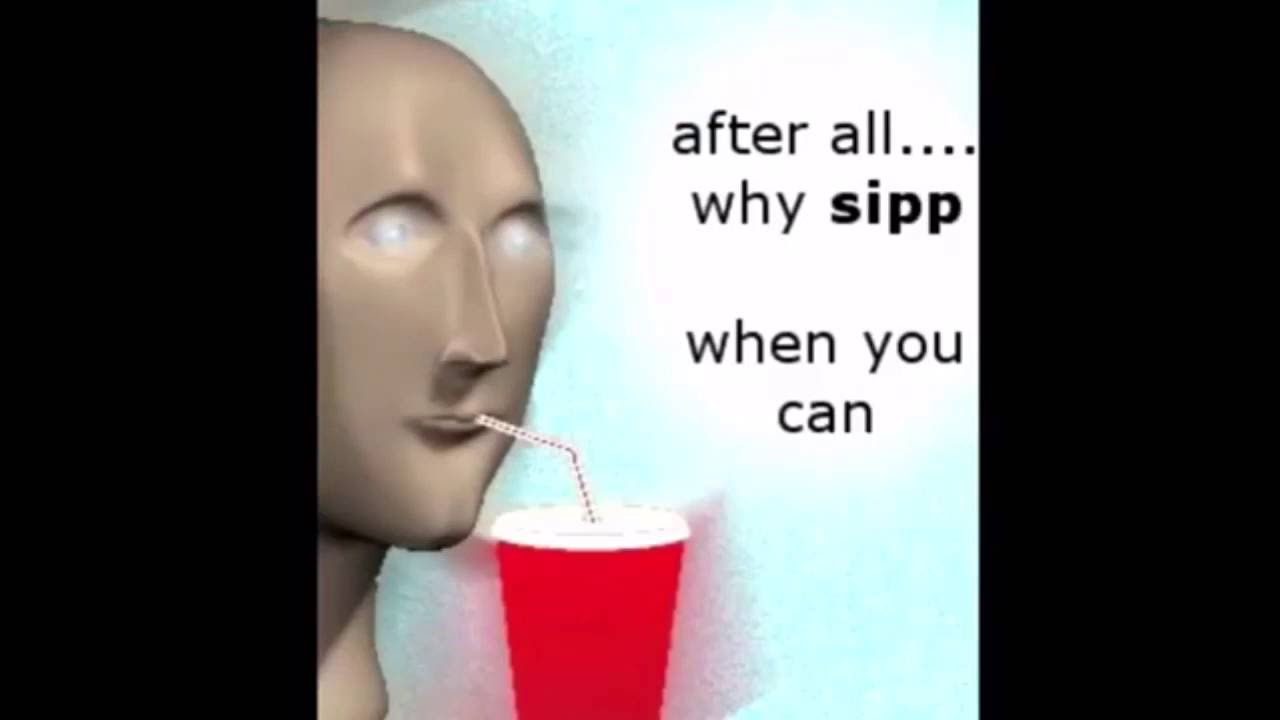 Why sip when you can succ