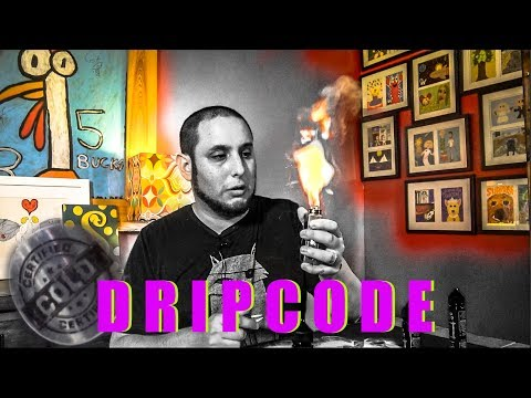 DRIPCODE | If the Menthol Doesn't Kill Me the Mesh Will | Off Topic Ejuice Reviews