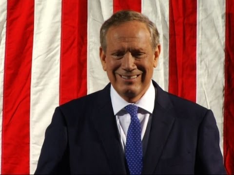 Former NY Gov. George Pataki Announces 2016 Run