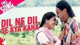 Dil Ne Dil Se Kya Kaha - Full Song - Aaina