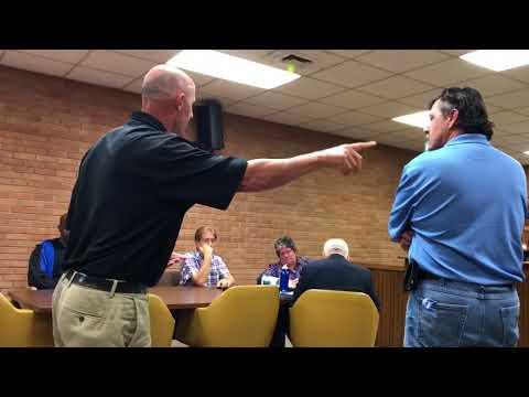 Vermilion parish school board special meeting