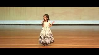 Bhool bhulaiyaa mere dholna song-Thridevya singing