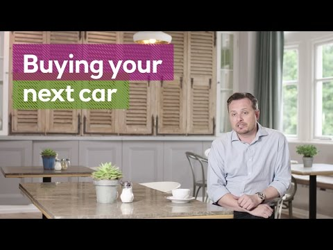 Buying your next car – Royal Bank of Scotland Life Moments