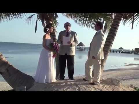 Jessica Grové and Dan Cooney Wedding Ceremony