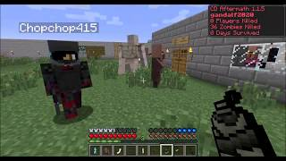 Minecraft Crafting Dead Roleplay Season 1 Episode 1