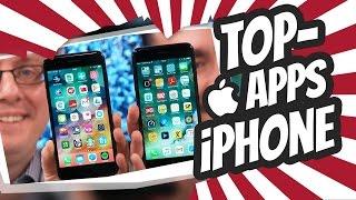 Unsere Top Apps für das iPhone & iOS