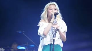 [4K] 볼빨간 사춘기 - 사랑에 빠졌을 때 (편곡 ver.) 직캠 By Jinoo 170811 인천 펜타포트 락 페스티벌
