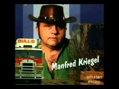 Manfred, Kriegel,  Ich wollte Country-Sänger werden.MPG
