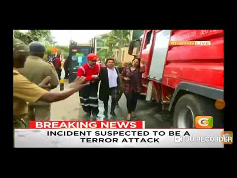 As it happened at Riverside attack Dusit Hotel
