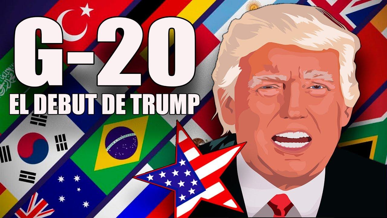El G-20 ¿Rotundo fracaso de Trump en la Cumbre?