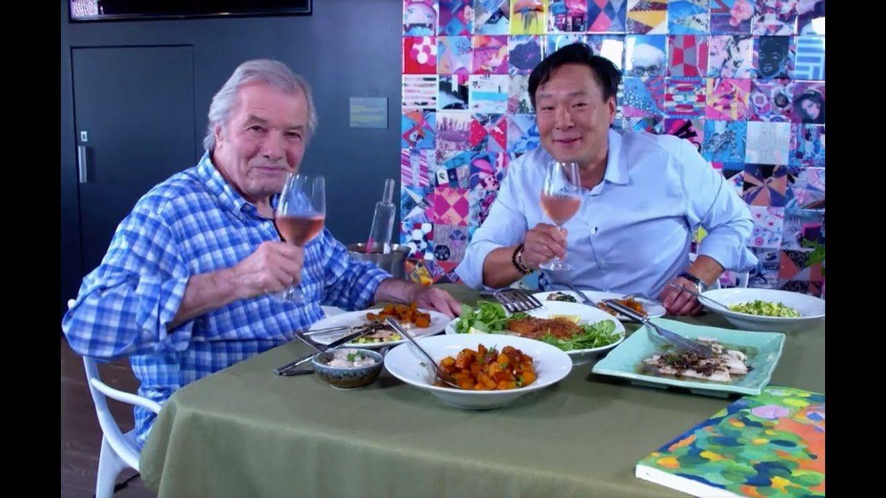 Simply Ming with Jacques Pepin - Fish Two Ways (2018 ...