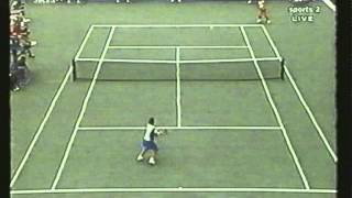 Mary Pierce vs Monica Seles US Open 1997