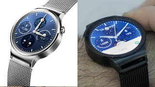 Repeat youtube video Best Android Wear Smartwatch?! (Huawei Watch)