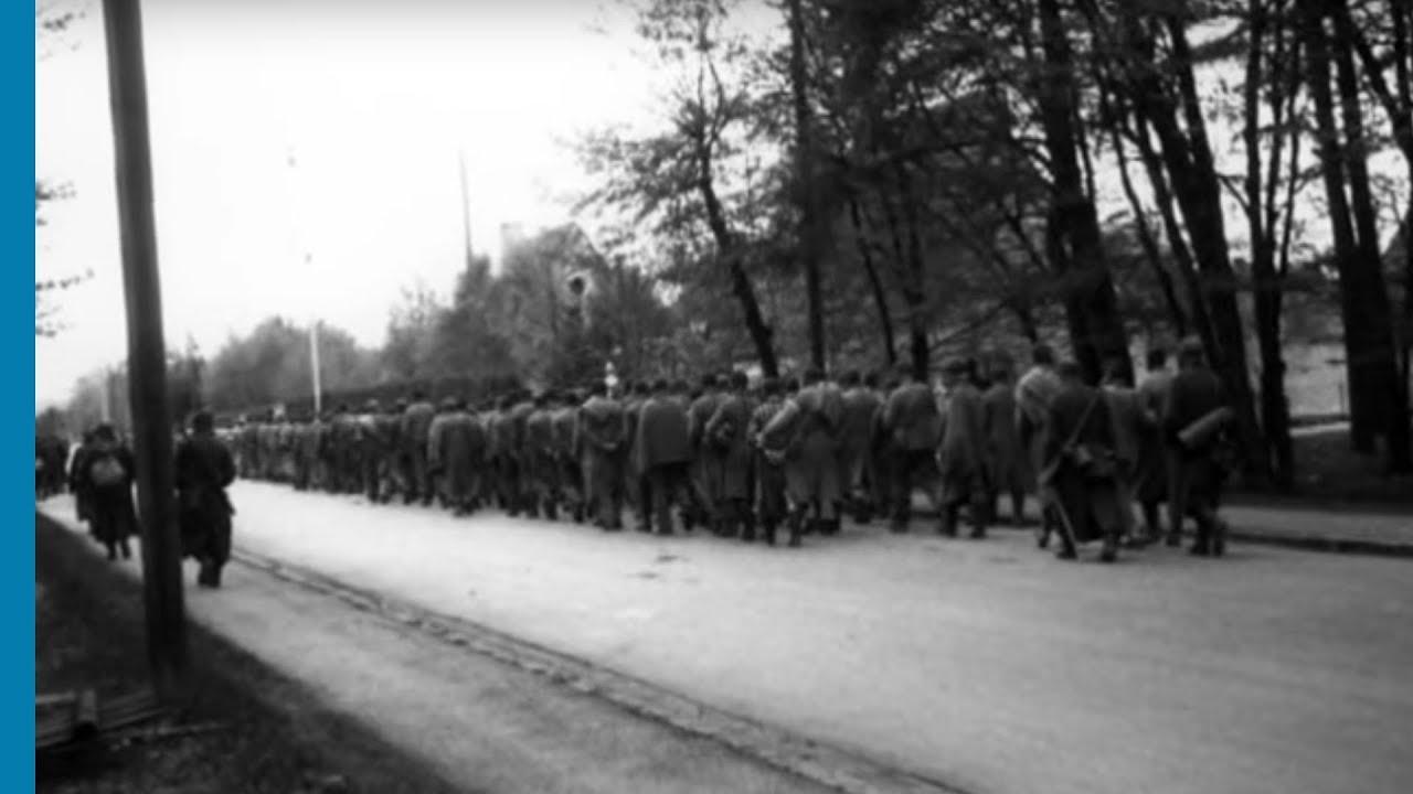 צעדות המוות - מתוך אוסף העדויות 'אתם עדי' - עדויות ניצולי השואה מארכיון יד ושם