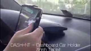 автомобильный держатель Ppyple Dash-NT black(Держатель для планшета в авто PPYPLE Dash-NT предназначен для установки на приборную панель автомобиля, либо..., 2013-11-14T18:19:32.000Z)