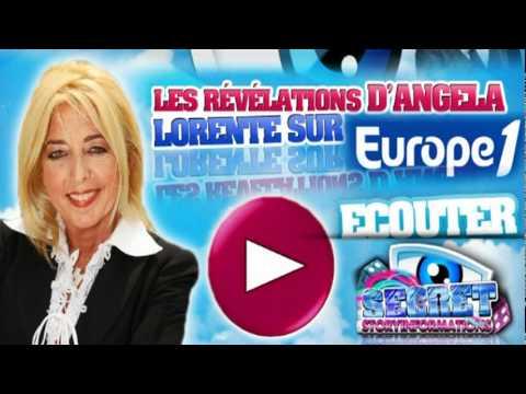 Angela Lorente Apporte Des Informations Exclusives ! ( Ce Matin Sur EUROPE 1 )