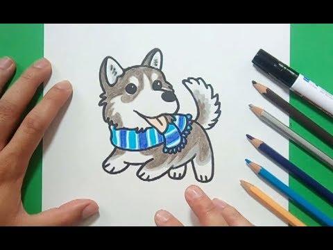 como-dibujar-un-perro-paso-a-paso-45-|-how-to-draw-a-dog-45