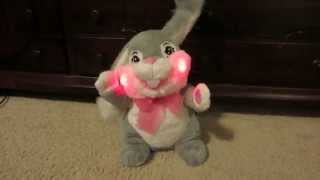 "DanDee singing & dancing bunny ""Down in the Meadow"""