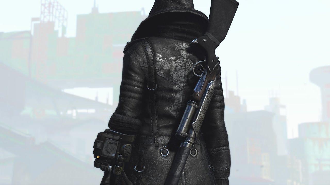 Black Widow Armor - Fallout 4 Mods (PC)
