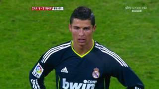 Download Video Cristiano Ronaldo Vs Zaragoza Away (12/12/2010) MP3 3GP MP4