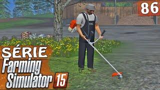 Farming Simulator 2015 - Roçadeira de Grama