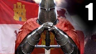 """JUGANDO Bellum Crucis - """"Castilla Contra el Mundo""""   Parte 1"""