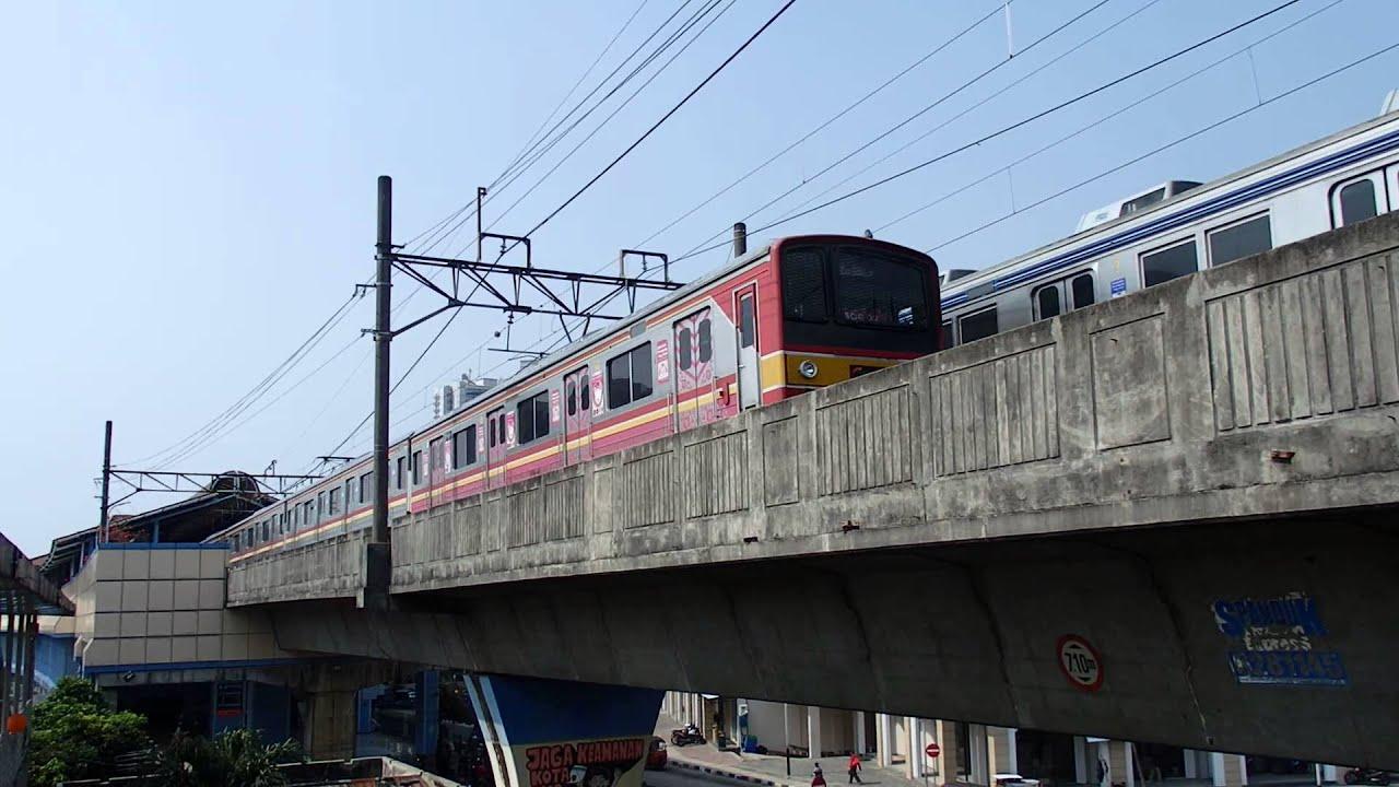 ジャカルタ】元JR埼京線205系 ジ...