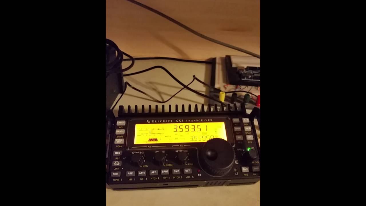 Signalinkusb And Elecraft Kx3 Set Up Youtube Signalink Usb Wiring Diagram