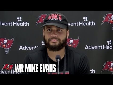 Mike Evans On Chemistry With Tom Brady Development Of John Franklin Press Conference Youtube