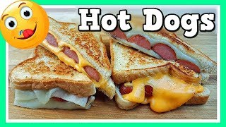 hot dog recipes and topping ideas